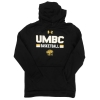 Cover Image for BASKETBALL UNDER ARMOUR HOODED SWEATSHIRT