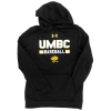 Image for BASEBALL UNDER ARMOUR STORM HOODED SWEATSHIRT
