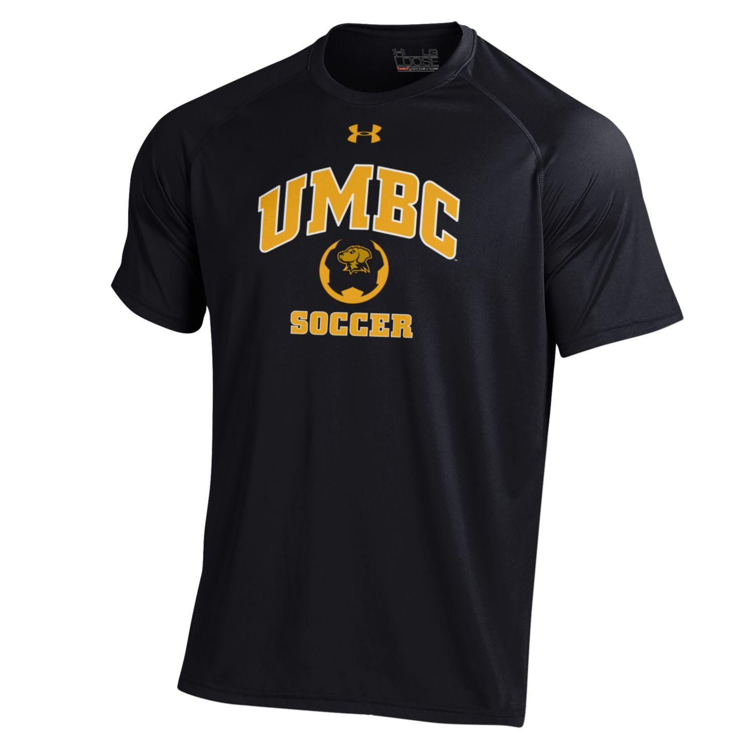 Image For SOCCER UNDER ARMOUR NUTECH T-SHIRT