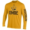 Image for LONG SLEEVE T-SHIRT: UNDER ARMOUR PERFORMANCE