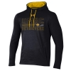 Image for HOODED SWEATSHIRT: UNDER ARMOUR SMU RIDGE