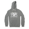Image for LONG SLEEVE T-SHIRT: HEATHER HOODED TEE