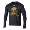 Image for CREW NECK SWEATSHIRT: UNDER ARMOUR SMU RIDGE