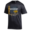 Image for T-SHIRT: UMBC STACKED HISTORY