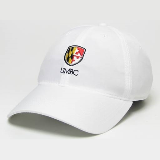 Image For CAP: COOL FIT SHIELD WHITE