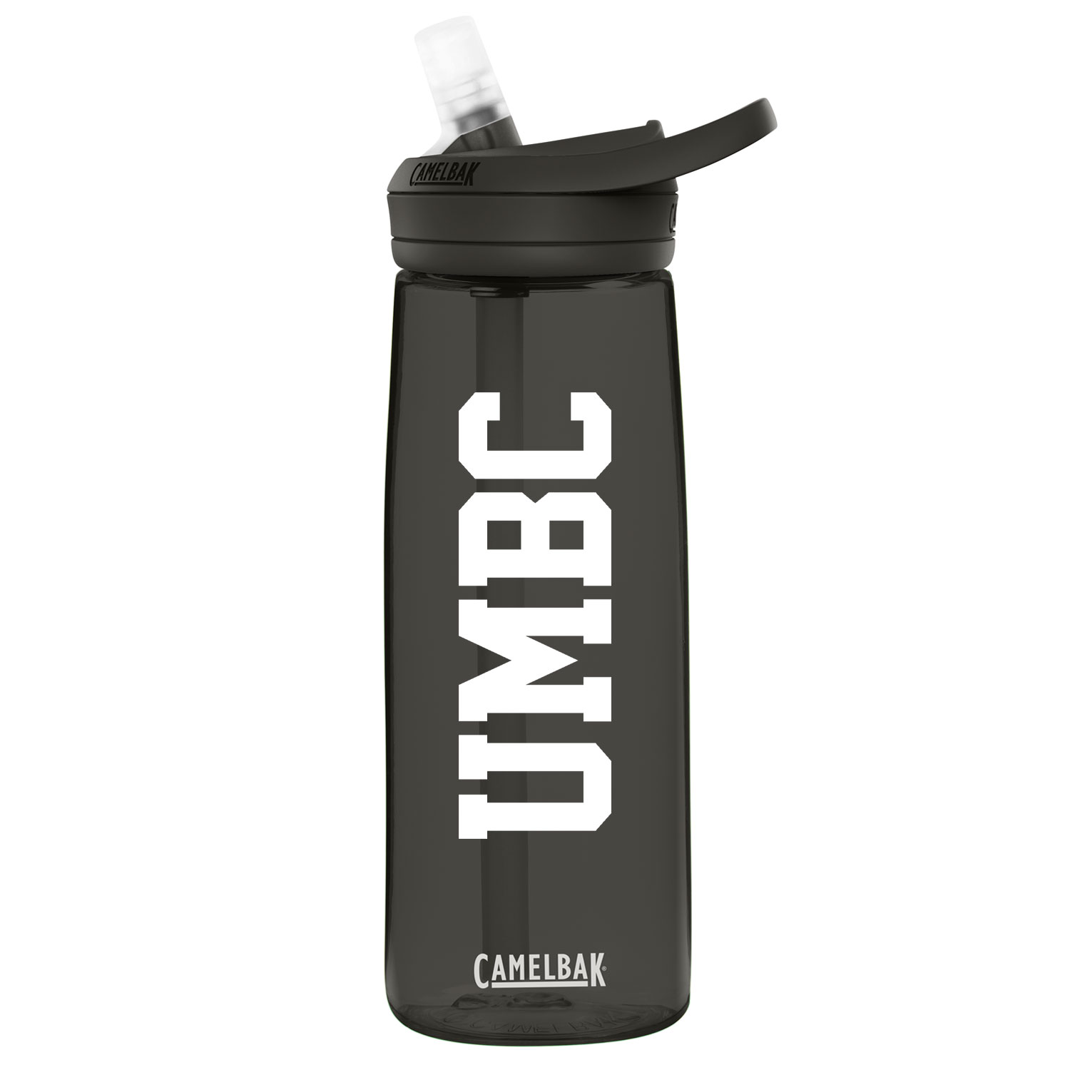 Cover Image For WATER BOTTLE: CAMELBAK UMBC CHARCOAL