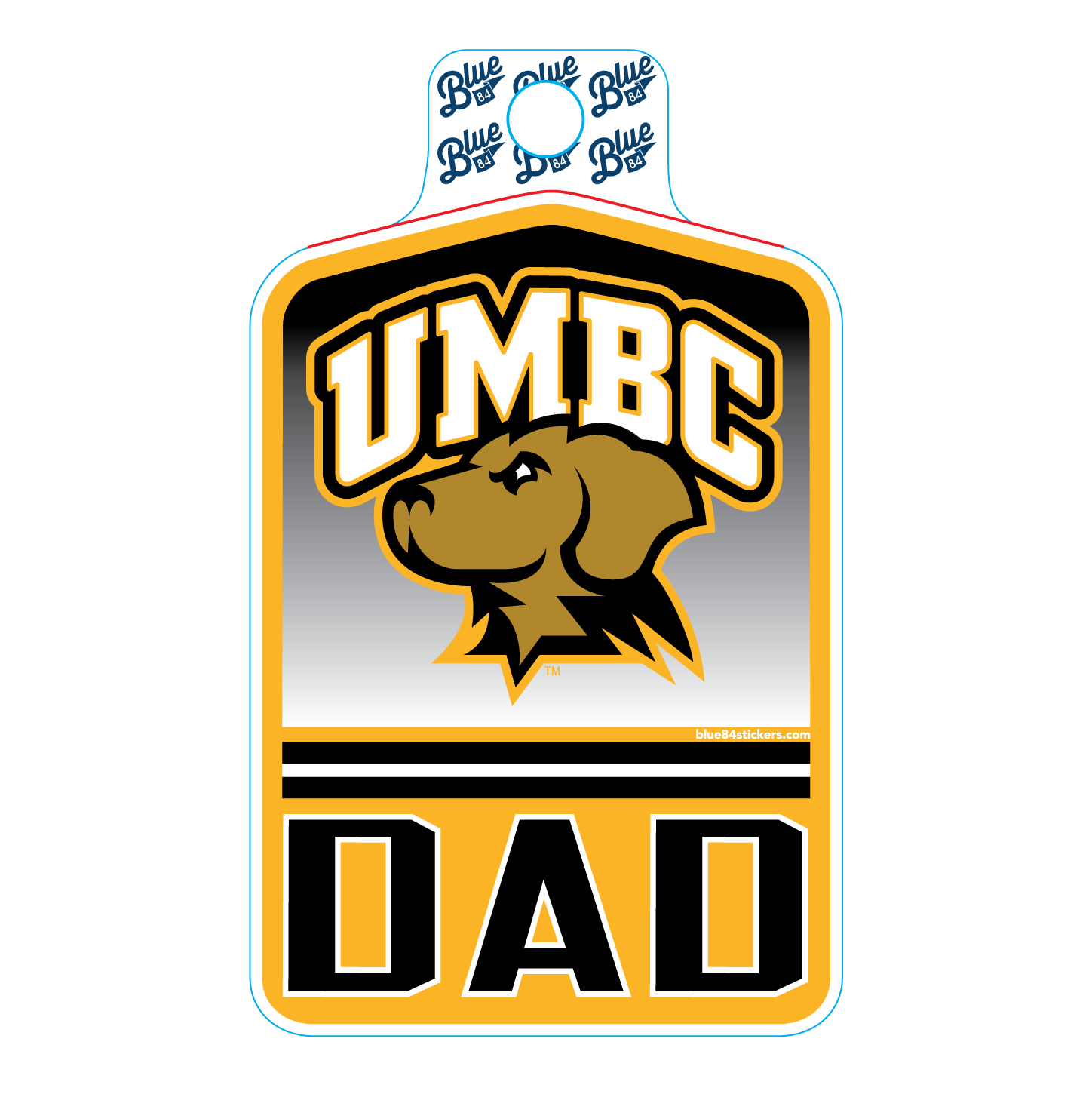 Image For DAD: STICKER