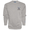 Cover Image for CREW NECK SWEATSHIRT: SILVER