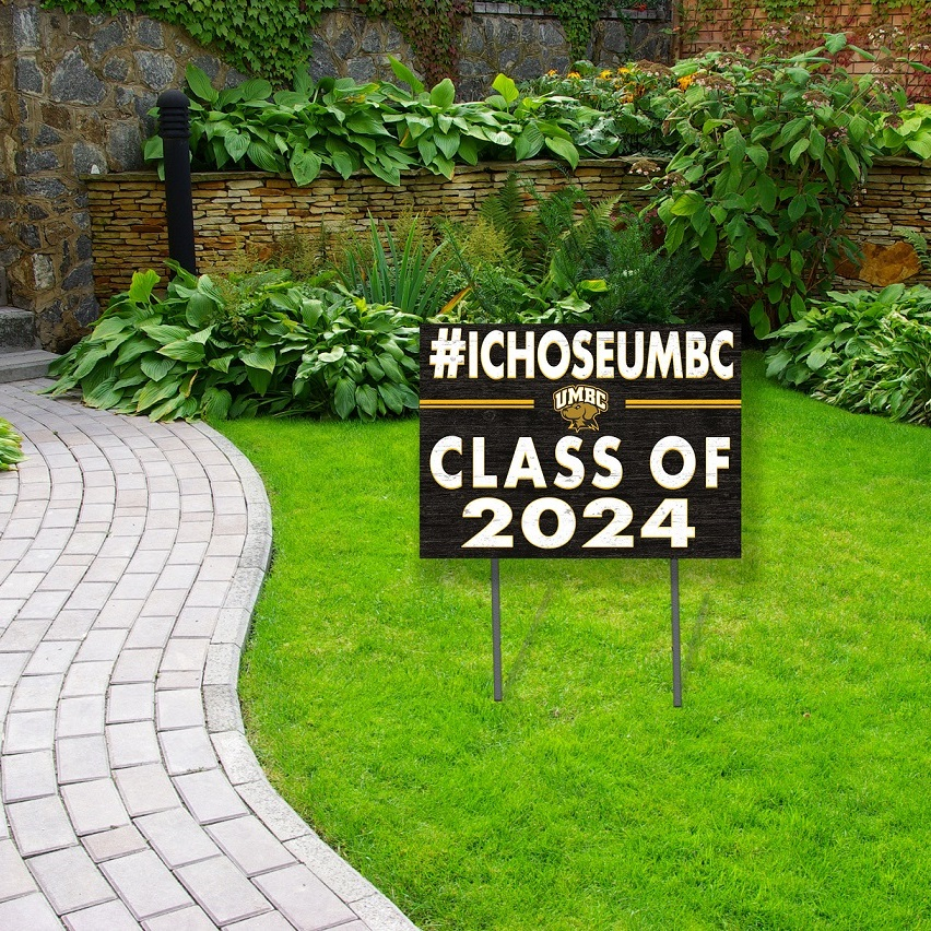 Image For LAWN SIGN: CLASS OF 2024