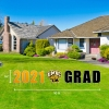 Cover Image for LAWN SIGN: GRADUATE CUSTOMIZABLE