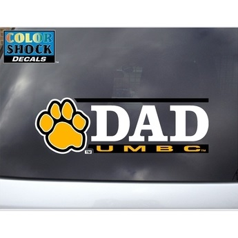 Cover Image For DAD DECAL PAW