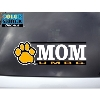 Image for MOM DECAL PAW