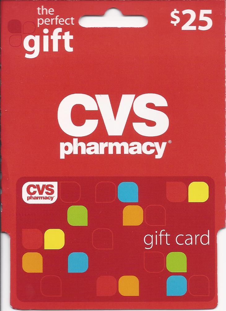cvs pharmacy 25 gift card umbc bookstore
